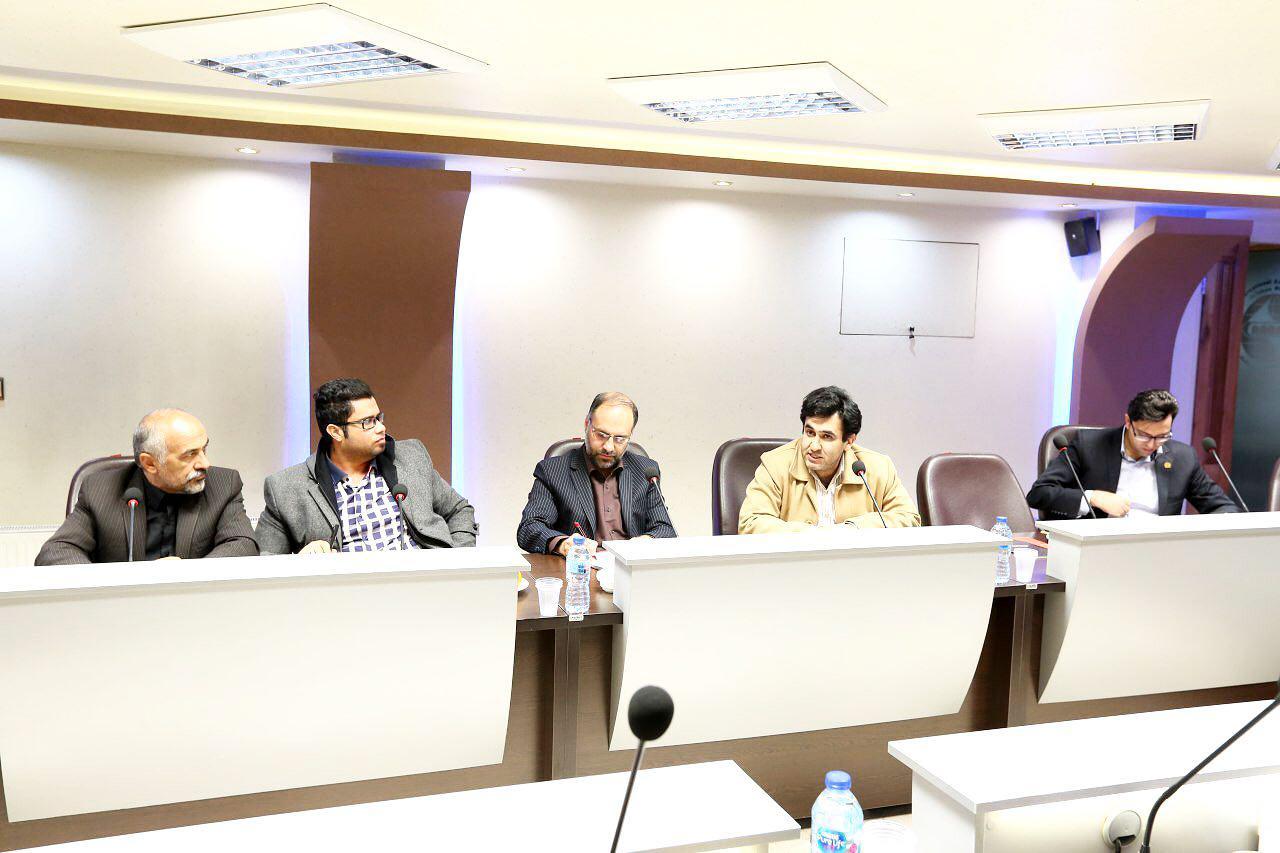 حضور در همایش تخصصی نقش و جایگاه مصرف آبزیان در سلامت جامعه