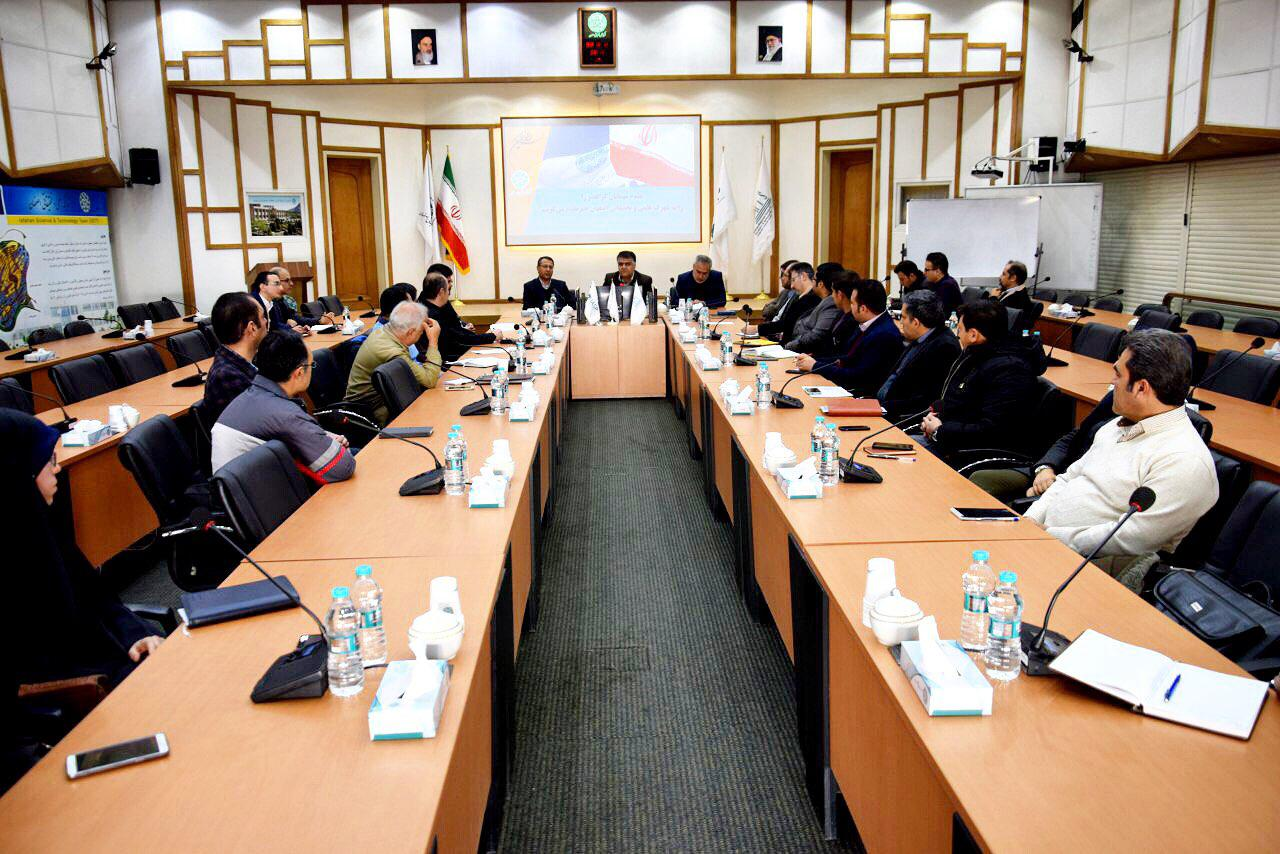 دیدار با ریاست کمسیون کشاورزی مجلس شورای اسلامی